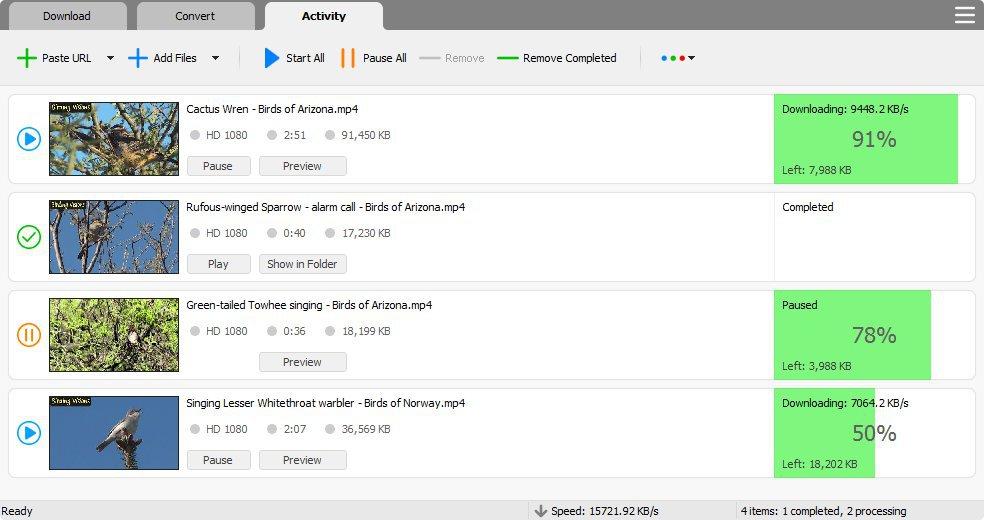 YT Video Downloader Screenshot